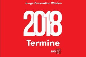 Junge Generation Wieden Termine 2018